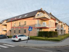U vint dit appartement met 3 slaapkamers op de Wijngaardstraat 20 bus1.2 te Munsterbilzen.<br /> <br /> Dit instapklaar appartement van 110m² bev