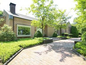 "ROYALE VILLA IN EXCLUSIEVE RESIDENTIELE BUURT WOUTERBOS<br /> <br /> We treffen deze exclusieve villa aan in het residentiële woonpark "" Wouterbo"
