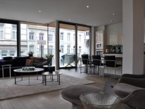 Luxueus wonen in het hartje van Hasselt.<br /> Dit prachtig appartement heeft een bewoonbare oppervlakte van 160 m², veel lichtinval en een verfi