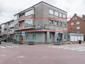 Appartement met garage en terras gelegen in de Stationslaan 44 in het centrum van Bilzen. <br /> <br /> Dit appartement gelegen op de eerste verdiepin
