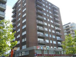 In residentie Algure vindt u op het achtste verdiep, dit twee slaapkamer appartement. Residentie Algure ligt pal in het centrum van Genk, tegenover he