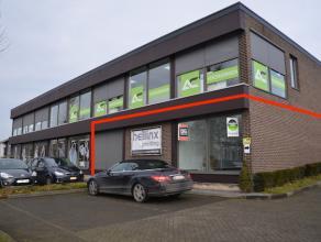 Zeer goed gelegen kantoor- of handelsruimte van 270m2 aan de Grote Ring van Hasselt.  <br /> <br /> TOPZICHTLOCATIE!<br /> <br /> GESCHIKT VOOR DIVERS