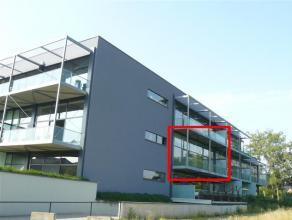 Kwalitatief afgewerkte loft gelegen op de 1ste verdieping van de Residentie Blue Lofts. <br /> <br /> De loft is gelegen aan de achterzijde van het ge