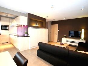 Recent, instapklaar appartement - 2 slaapkamers met een zuidelijk georiënteerd, overdekt terras.<br /> <br /> Algemeen:<br /> Dit recente apparte