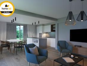 Deze nieuwbouwwoning met een bewoonbare oppervlakte van 142m² is gelegen nabij het centrum van Maaseik. De woning is in een moderne stijl gebouwd