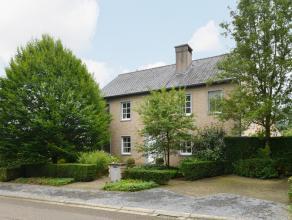 """Ruime villa in Lummen-Centrum <br /> <br /> +++Bekijkt U de woning via een aanverwante website ga dan naar www.machon.be en klik op """"GRONDPLAN"""" voor m"""