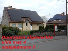 Ligging en omgeving Gelegen te Opglabbeek aan de Hoeverbergweg nr. 15, in een groene omgeving en een geliefde residentiële buurt. Zeer rustig won