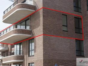 APPARTEMENT MET TWEE SLAAPKAMERS OP DE TWEEDE VERDIEPING, gelegen in project oHase Zeer mooi afgewerkt appartement in de nieuwbouwresidentie Toendra,