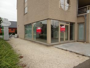 Mooie, verzorgde bureel-/praktijkruimte van +/- 100 m², vlakbij de N80 - Hasselt -Sint-Truiden- Landen. INDELING:- Onthaal/bureelruimte : 45m&sup