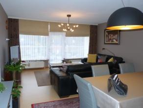 Gezellig appartement met 2 slaapkamers, terras en garage op de rand van het centrum van Genk.Het appartement bestaat uit inkomhal, living, keuken, bad