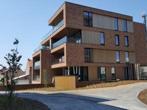 Luxe nieuwbouw-appartement met 2 slaapkamers, terras, in het centrum van Sint-Truiden, vlakbij de Grote Markt en tussen het groen.Het mooie appartemen