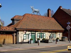 Gerenomeerd restaurant met gasten-verblijven te huur in Hasselt Deze vakwerkhoeve werd met veel smaak gerenoveerd en gedurende vele jaren uitgebaat al