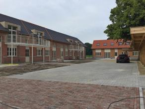 Appartement, Lindedorp 16 bus 3:- bevindt zich op het 1ste verdiep- bewoonbare oppervlakte: 60,45m²- woonkamer van 30,6m² met open keuken- 1
