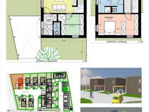 Gezinswoning met tuin, Nonnenschoolplein te Peer:- perceelsoppervlakte: 3a33- bewoonbare oppervlakte: 117m²- woonkamer van 38,2m² met open k