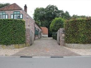Charmant landhuis met ruim bijgebouw te Kaulille:- bewoonbare oppervlakte gelijkvloers woning: 150 m²- bewoonbare oppervlakte 1ste verdieping won