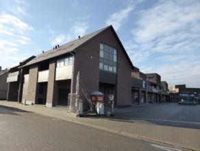 Nieuwbouw handelsruimte van 345m² langs de Noordervest in Peer. Gelegen in het project de Bogaerd aan grote openbare parking. De handelruimte wor