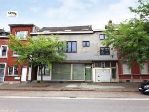 SERAING (Val Saint-Lambert): Immeuble de rapport EN GROS UVRE FERME. Possibilité de créer 3 appartements, 1 rez commercial ou 1 appartem