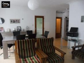 Liège : Situé à proximité de la gare des Guillemins, des accès d'autoroute et du centre, belle appartement compos&e