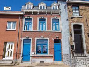 GRACE-HOLLOGNE : Voici une jolie maison qui donnera beaucoup de plaisir à ses futurs propriétaires ! Composée de pièces de
