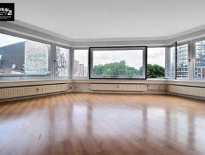 LIEGE GUILLEMINS - AVROY : bel appartement 2 chambres idéalement et même stratégiquement placé : vue sur le Parc d'Avroy, &