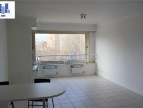 AVENUE ROGIER STUDIO DE 36 M² situé au 5ème étage d'une résidence composé d'un hall d'entrée avec placa