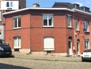 Liège : Située dans le quartier du Laveu à deux pas du centre-ville et de Cointe, charmante maison 2 chambres composée d'u