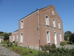 Propriété de caractère, ancienne école transformée en habitation et entièrement rénovée en 201