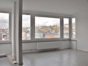 Situé au 6e étage dun immeuble avec ascenseur, cet agréable appartement 1 chambre avec vue sur Meuse vous apportera à la f