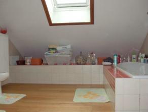 Dison Belle Villa 4 chambres, terrain 843 m² : Living, salon, cuisine équipée, 4 chambres à coucher, salle de douche, salle