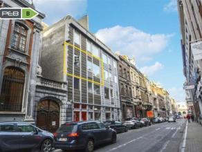 Dans une rue calme du centre de NAMUR... Laissez-vous inspirer par cet appartement lumineux avec 2 chambres.<br /> Et parce que la cuisine et la salle