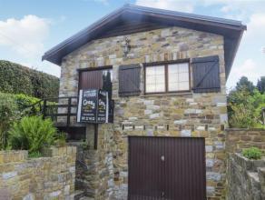 DAVE... Coquette maison 4 façades comprenant Hall d'entrée, Cuisine, Living, 2 chambres, SDB, véranda, Garage et JARDIN<br /> Loy