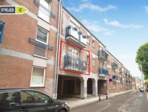 NAMUR - Situé à proximité  des commerces et du centre de Namur, ce magnifique appartement 1 chambre  bénéficie de t