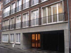 """Rue Félix Wodon, 29 à NamurEmplacement de parking situé au sous-sol de la résidence """"Le Stassart""""Loyer: 75euroGarantie loc"""