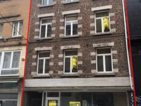 APPARTEMENT SITUE AU 2EME ETAGE071/30.67.90 | www.immoinvest.beDESCRIPTIF :Appartement situé au 2ème étage d'une superficie de 70