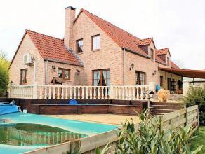 Splendide villa de haut standing récente avec piscine. Un bien de toute grande qualité, Hall (mezzannine), superbe living (55m², fe