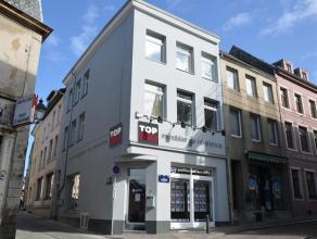 Au centre d'Arlon, appartement 1 chambre situé au 1er étage d'un bâtiment comportant 3 unités de logement. Bonne situation