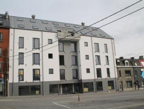 """Ideale ligging in het centrum van Bastogne, in het appartementsgebouw """"L'""""Adriatique""""  bestaande uit 16 appartementen en 2 gelijkvloers met commerci&e"""