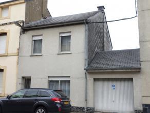 Agréable maison située à deux pas du centre d'Arlon tout en étant dans un quartier calme, proche des commodités, &e