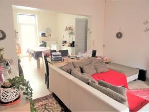 Agréable maison proche du centre et de la gare d'Arlon. Composée d'un hall d'entrée, un séjour-salle à manger et un