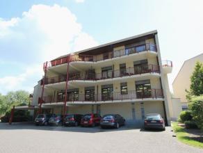 """Mons, avenue Gouverneur Emile Cornez 7/27. Résidence """"La Bourgogne"""". Dans clos résidentiel, situé au 2ème étage, tr"""