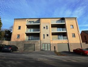 Mons Chemin de l'Oasis 3/1.2, très bel appartement neuf 96m² plein sud, situé au rez-de-chaussée comprenant : hall d'entr&ea