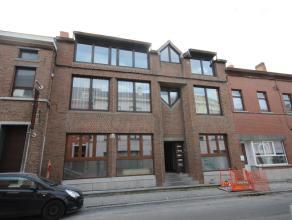 Jemappes rue Général Leman 62, immeuble de rapport avec 5 appartements comprenant : Extérieur : jardin. Sous-sol : cave(s). REZ g