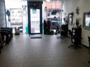 Adresse : Chaussée du roeulx , 1115  A VENDRE SURFACE DE 120 M² en parfait était. ( Actuellement salon de coiffure).* Contrat de ba