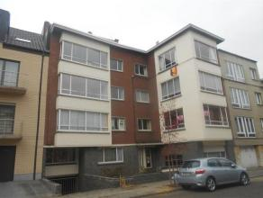 Bel appartement deux chambres avec balcon et garage au 2 ème étage d'un immeuble avec ascenseur situé à côté