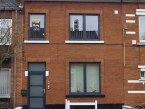 Bel appartement  dans un état impeccable près du centre de La Louvière 1 gde chambre + 1 chambre bébé comprenant:ha