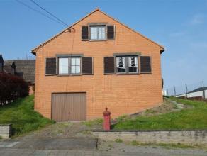 Villa  sur +-15 ares de terrain à Jemappes,  3 chambres +- 190 m2 habitables possibilité de faire une 4e chambre. Le bien est dans un bo