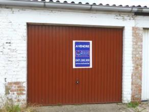 Réf. 279: Garage pour 2 voitures, état général très bon. Accès facile. Prix attractif.INFOS & VISITES AU