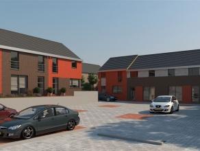Toutes les maisons sont idéalement situées au centre de Mouscron, à distance pédestre de la Grand place, de la gare et des