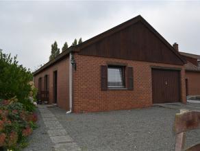 VAUDIGNIES - Beau bungalow plain-pied avec jardin, 2 chambres et garage.  Superficie +/- 5ares - ref 1108 - PEB G (619 kWh/m².an) - 2016102402155