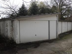 Ruime garagebox op het gelijkvloers.<br /> Makkelijke in-en uitrijfaciliteiten.